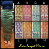 Kain Songket india Uttaran