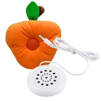 Speaker Mini White 3.5mm for MP3 MP4 Player iPhone iPod CD Radio