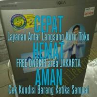 AQF-S4 Freezer 4 Rak Sanyo Haier AQFS4
