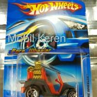 Hot Wheels Fore Wheeler