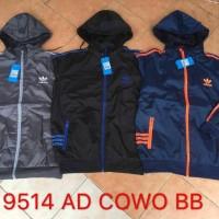 harga Jaket Parasut Adidas BolakBalik   Jaket Motor (Waterproof) Tokopedia.com