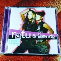 CD Ratu & Friends - Selftitled ( Maia Ahmad & Mulan Jameela )