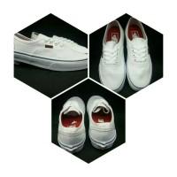 Sepatu Vans Autentik White Edition