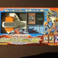Yugi Oh Figure Duel Disk Impor Yu Gi Oh 5ds 5d's