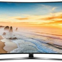 PROMO SPESIAL Samsung 55 Inch UHD 4K Curved Smart TV 55KU6500 MURAH