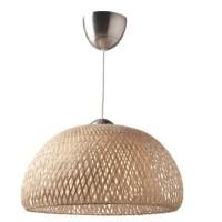 IKEA BOJA - Lampu gantung, bambu rotan