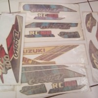 harga Sticker Striping Motor Suzuki Bravo Rc 100 Tokopedia.com