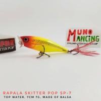 Popper Rapala Skitter Pop SP7 HCL