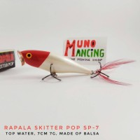 Popper Rapala Skitter Pop SP7 RH
