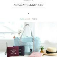 Jual FOLDING CARRY BAG / SHOULDER BAG . TAS KOPER LIPAT Murah