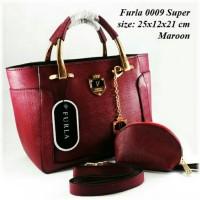 Tas Fashion Wanita Furla Set Dompet Super 009