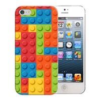 Casing Hp Lego Pattern Apple iPhone 5/5s/6 Custom Case