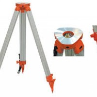 ALUMUNIUM TRIPOD CHINA ( Untuk Waterpass Theodolite Total Station )