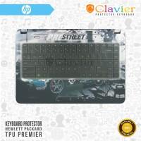 HP Tpu Keyboard Protector/Garskin Laptop/Screen Protector