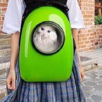 harga Capsule Pet Carrier / Tas Backpack Untuk Kucing Tokopedia.com