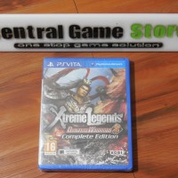 PS Vita Dynasty Warriors 8 : Xtreme Legends Complete Edition