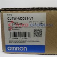 Omron PLC CJ1W-AD081-V1