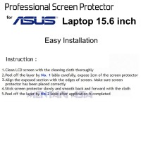 Screen Protector for ASUS Laptop 15.6 inch Limited