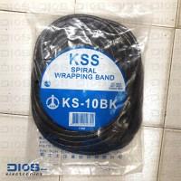 Spiral Wrapping Band KSS KS-10 BK (10M)