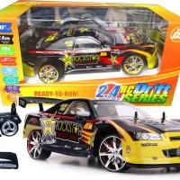 Rc Drift 4WD Frekuensi 2,4 Ghz Semi Proportional Skala 1:10