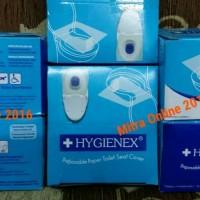 HYGIENEX Disposable Paper Toilet Seat Cover (1 BOX)