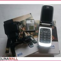 [Diskon] Nokia 6131 Flip Black | Nokia Jadul Ori | Hp Jadul Murah