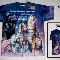 [ANIME/GAME] Kaos Fullprint Kingdom Hearts HD 2.8 - X Back Cover