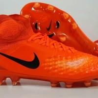 Sepatu Bola Nike Magista Obra II Orange