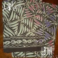 Kain Batik Tulis Madura Motif Bunga Pisang LB 169