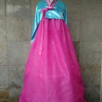 Hanbok Pink Polos