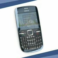 Handphone NOKIA C3 New Refurbish trsd charger Samsung