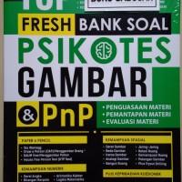 BUKU TOP FRESH BANK SOAL PSIKOTES GAMBAR & PnP TERLENGKAP r3