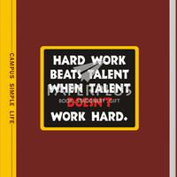 Buku Tulis B5 Campus Simple Life Hard Work