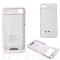 BEST!! External Battery Case for iPhone 4/ Iphone 4S (1 Berkualitas