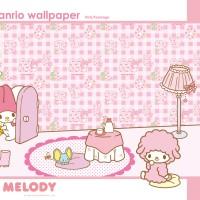 Wallpaper gambar my melody 2