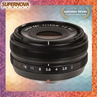Fujifilm Fujinon Lensa Fix XF 18mm f2 XR R - X Series