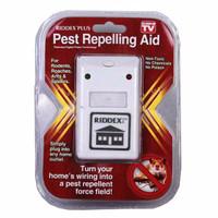 RIDDEX pengusir tikus kecoa nyamuk / pest Repelling AID
