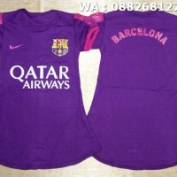Harga baby dress baju bola bayi anak perempuan barcelona away 16 | antitipu.com