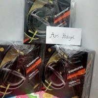 Steelseries Siberia 200 gaming headset red/yellow/gold/purple