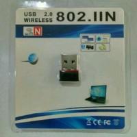 WiFi mini USB untuk Laptop Notebook PC desktop / USB Wifi Dongle 11n