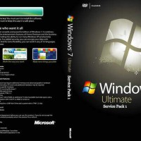 Windows 7 Ultimate Activated 32/86-bit dan 64-bit