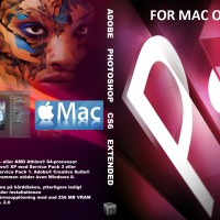 Photoshop CS6 Extended For Mac OS X Activated
