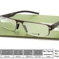 Kacamata Frame Ic! Berlin Gavriel B Chocolate