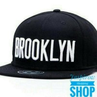 TOPI SNAPBACK BOORKLYN - JASPIROW SHOPPING