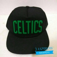 TOPI SNAPBACK CELTICS - JASPIROW SHOPPING