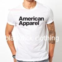 tshirt AMERICAN APPAREL (bdc)