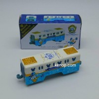 Takara Tomy Tomica Disney Resort Donald Conect Line Japan Imported