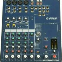 Mixer Audio stereo Yamaha MG82cx Discon baru Murah..