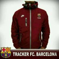Jaket tracker bola Barcelona