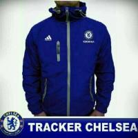 Jaket tracker bola Chelsea